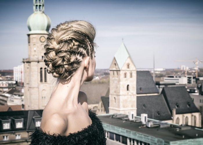 , FlyerB&W Friseure_Haarliebhaber_Haarprodukte_Quer